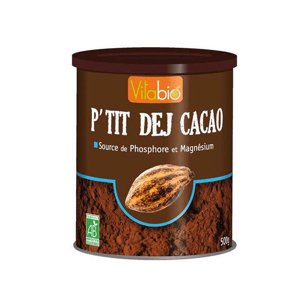 Vitabio P'tit Déj Cacao 500g