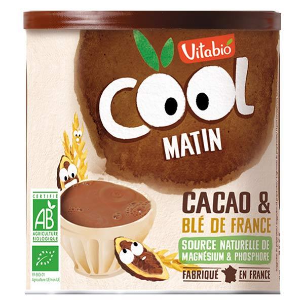 Vitabio Cool Matin Cacao Blé de France Bio 500g