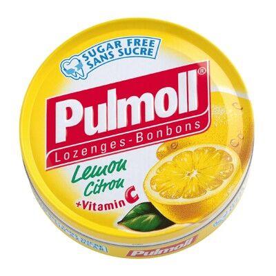 Pulmoll Bonbons Arôme Citron 45g