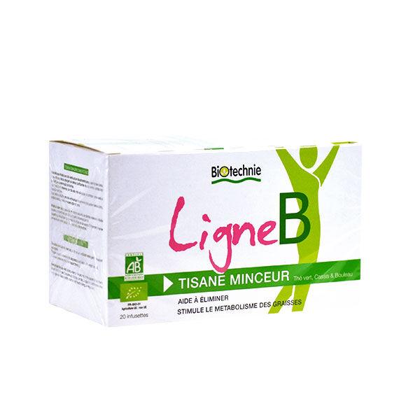 Biotechnie Infusion Ligne B Bio 20 sachets