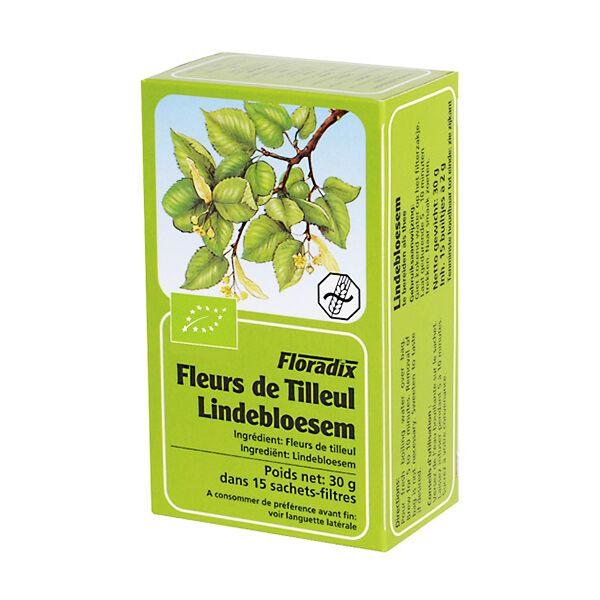 Salus Tisane Fleurs de Tilleul 15 sachets