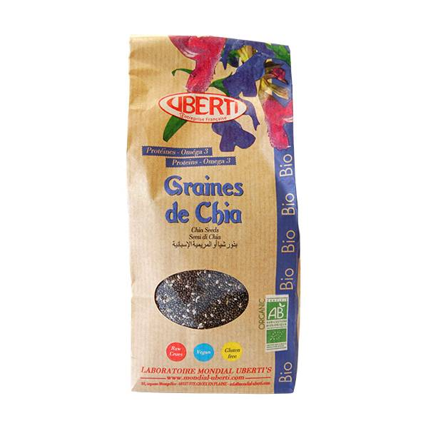 Uberti Les Graines de Chia 300g