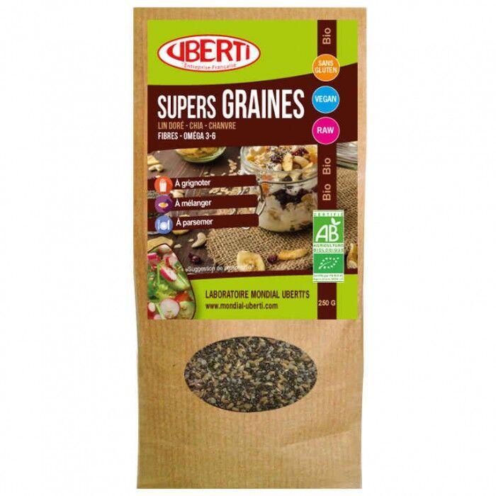 Uberti Super Graines Bio 250g