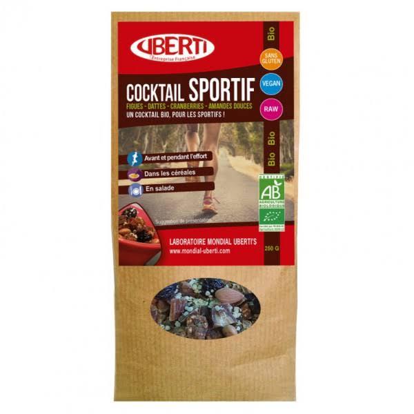 Uberti Cocktail Sportif Bio 250g