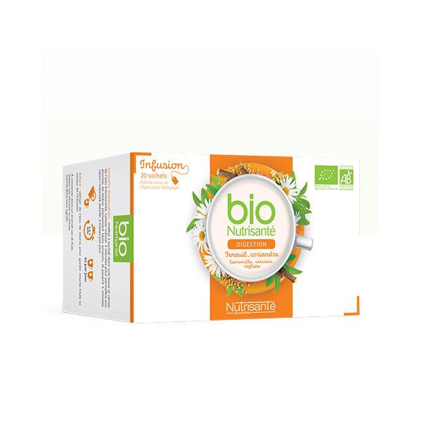 Nutrisanté Infusion Bio Digestion 20 sachets