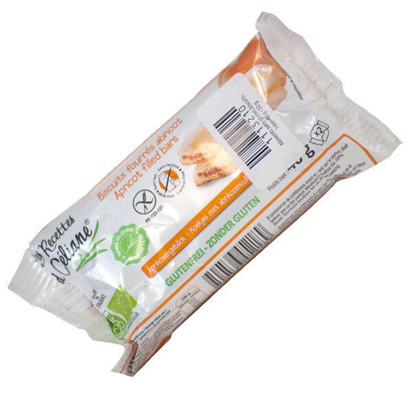 Les Recettes de Céliane Biscuits Coeur Abricot 40g