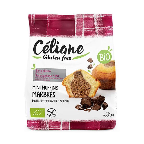 Les Recettes de Céliane Mini Muffins Marbrés 200g