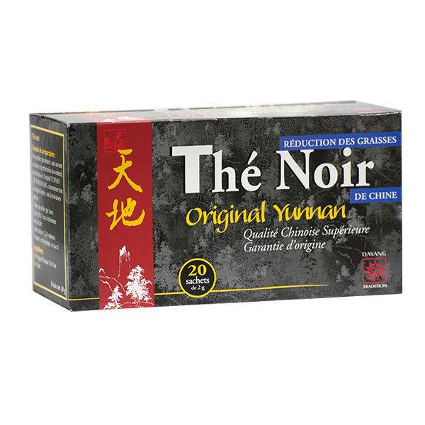 Dayang Thé Noir de Chine 20 sachets