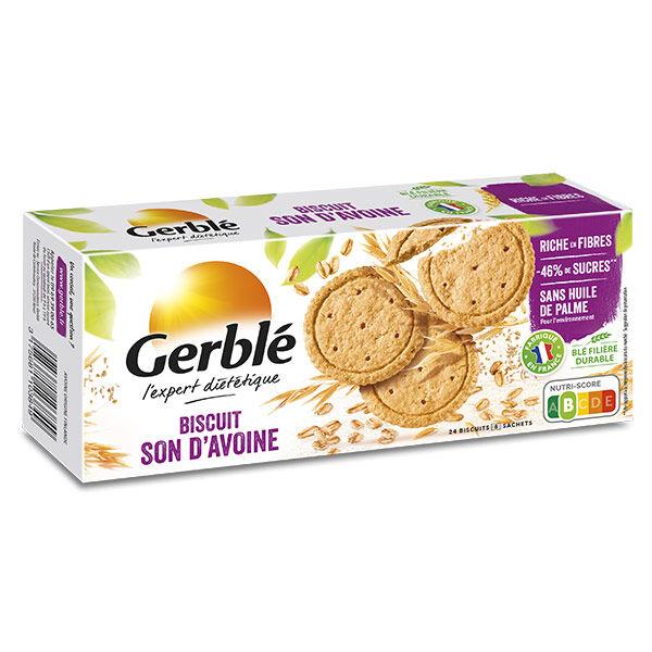 Gerblé Biscuits Son d'Avoine 144g