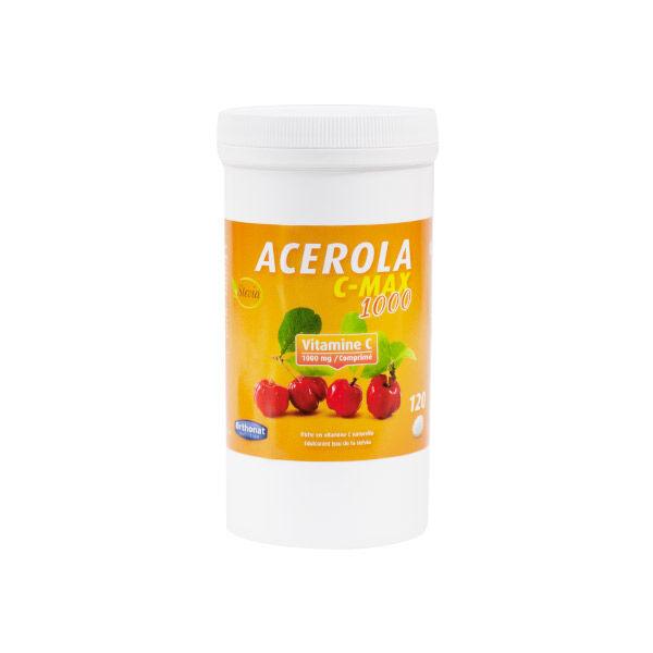 Orthonat Acerola C-Max-1000 120 comprimés