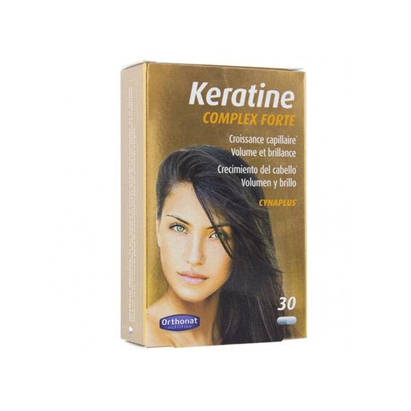 Orthonat Keratine Complex 30 gélules