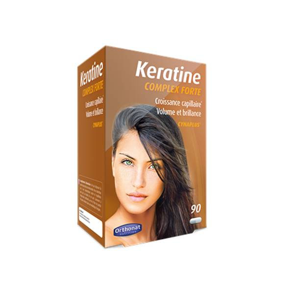Orthonat Keratine Complex 90 gélules