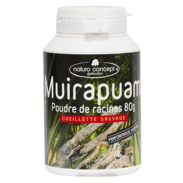 Naturo Concept Plantes d'Amazonie Poudre de Muirapuama Bio 80g