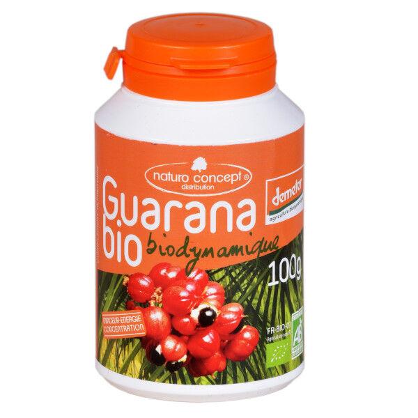 Naturo Concept Poudre de Guarana Biodynamique 100g