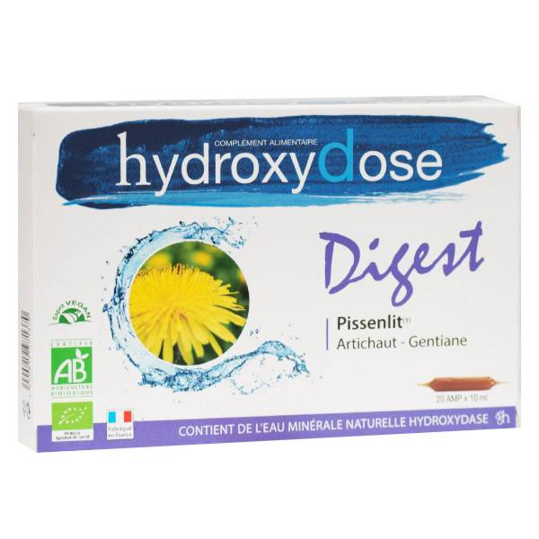 Hydroxydose Digest 20 Ampoules