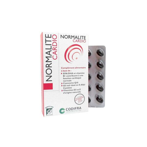 Normalite Cardio 30 capsules