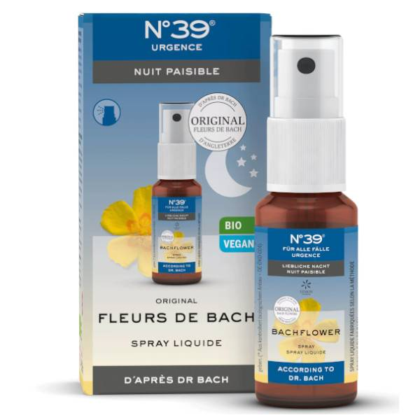 Lemon Pharma Fleurs de Bach Spray Nuit 20ml
