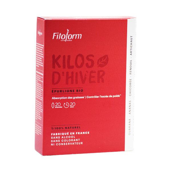 Fitoform Epurligne Bio Kilos d'Hiver 20 ampoules