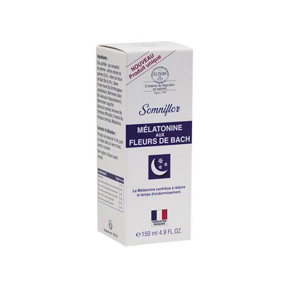 Elixirs & Co Somniflor Mélatonine 150ml