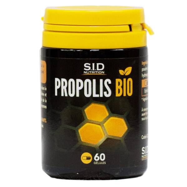 SIDN Propolis Bio 60 comprimés