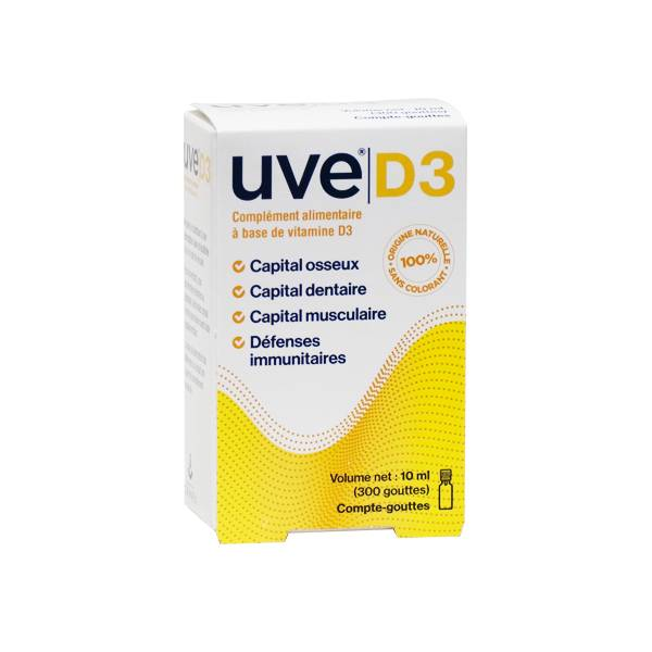 Crinex Vitamine D3 10ml