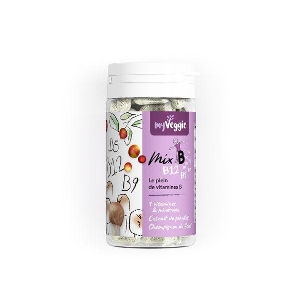 MyVeggie Mix B 60 gélules