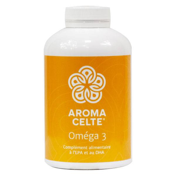 Aroma Celte Oméga 3 450 capsules