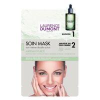 Laurence Dumont Institut Soin Masque Matifiant Pureté 1 unité <br /><b>3.5 EUR</b> Santédiscount
