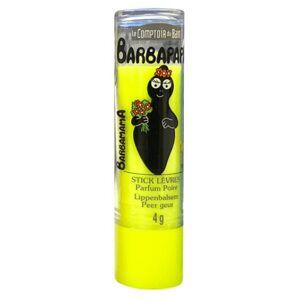 Le Comptoir du Bain Stick à Lèvres Barbamama Poire 4g
