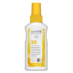 Lavera Spray Solaire Sensitive SPF30 100ml - Publicité