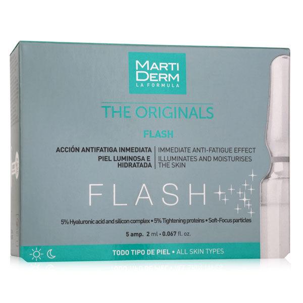 MartiDerm The Originals Anti-Fatigue Flash 5 ampoules