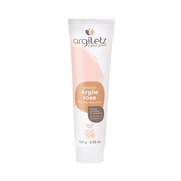 Argiletz Mini Masque Argile Rose Prête à l'Emploi 30g