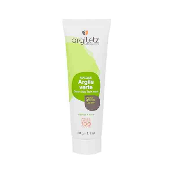 Argiletz Mini Masque Argile Verte Prête à l'Emploi 30g