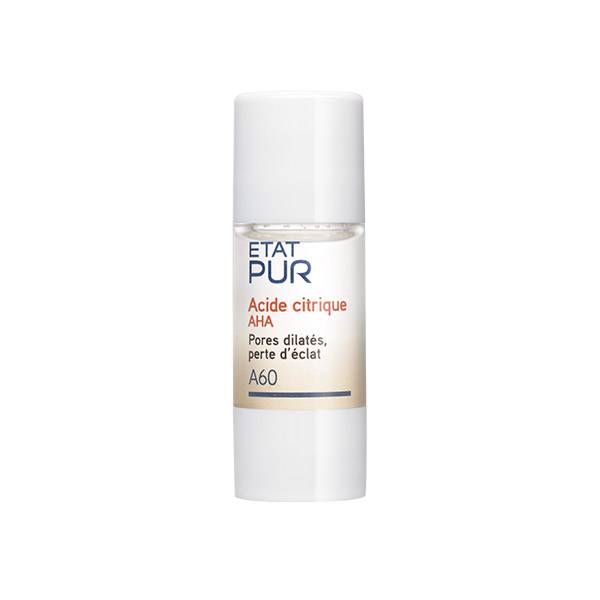 Etat Pur Actif Pur Acide Citrique AHA A60 15ml
