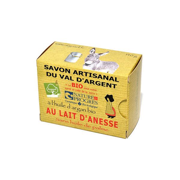 Argasol Bio Savon Lait d'Anesse 140g