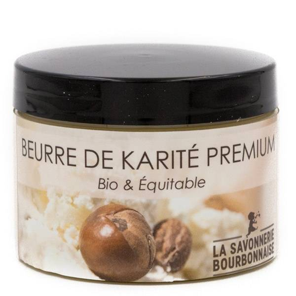 Astrodif La Savonnerie Bourbonnaise Beurre de Karité Premium Bio Équitable 150ml