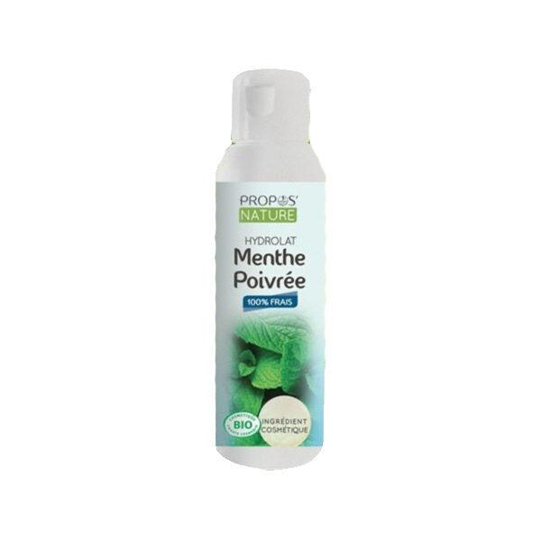 Propos'Nature Propos' Nature Aroma-Phytothérapie Hydrolat Menthe Bio 100ml