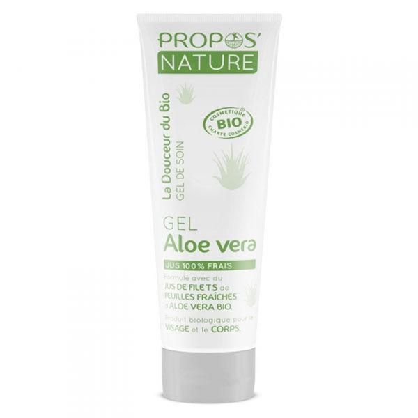 Propos'Nature Propos' Nature Cosmétique Gel de Soin 97% Aloe Vera Bio 100ml