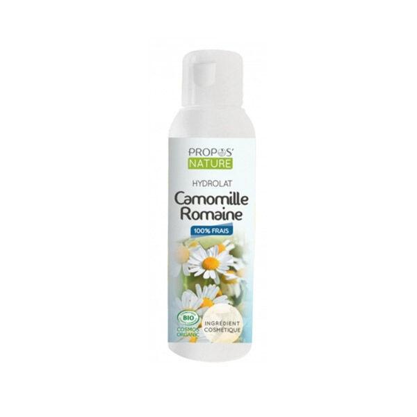 Propos'Nature Propos' Nature Aroma-Phytothérapie Hydrolat Camomille Romaine Bio 100ml