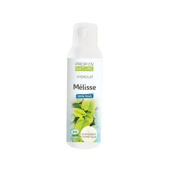 Propos'Nature Propos' Nature Aroma-Phytothérapie Hydrolat Mélisse Bio 100ml