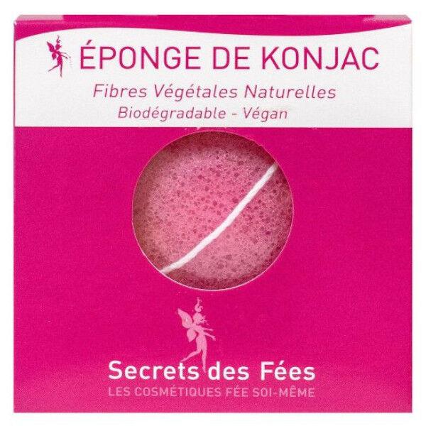 Secrets des Fées Eponge de Konjac