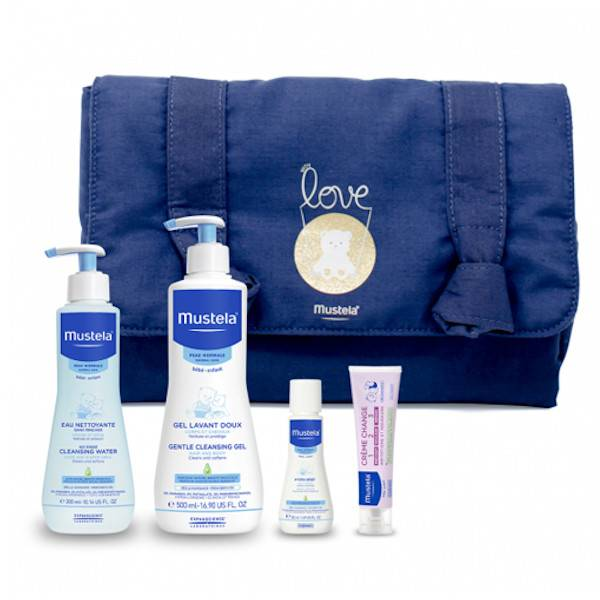 Mustela Vanity Bleu Mes Premiers Produits