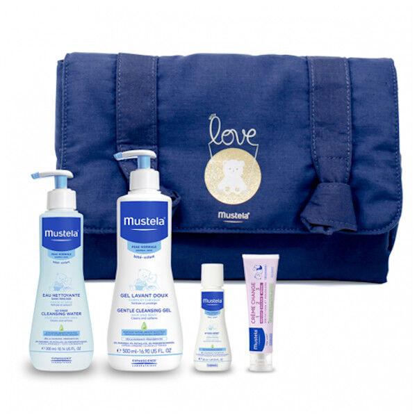 Mustela Vanity Bleu Mes Premiers Produits Naturalité