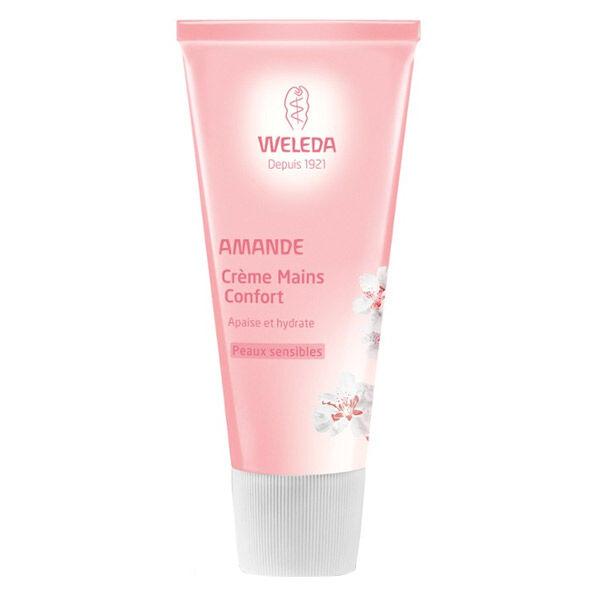 Weleda Amande Crème Mains Confort 50ml