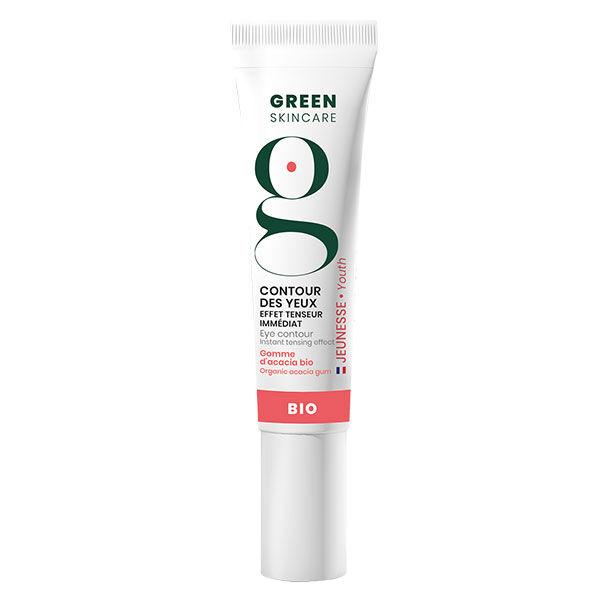 Green Skincare Jeunesse Contour des Yeux Bio 15ml