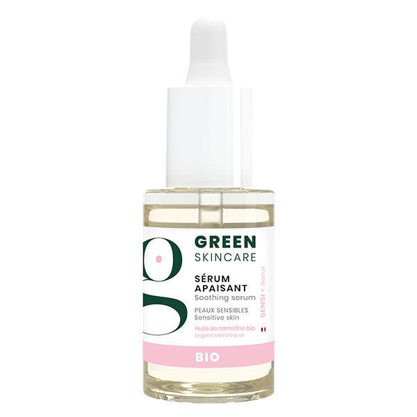 Green Skincare Sensi Sérum Apaisant Bio 15ml