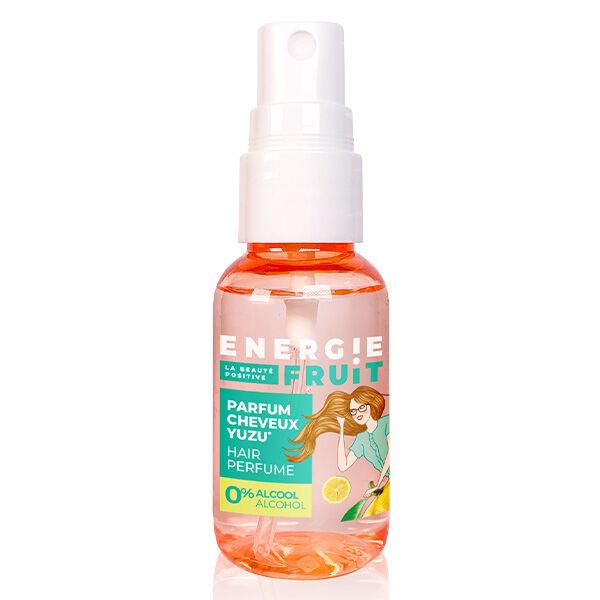 Energie Fruit Parfum Cheveux Yuzu Bio 30ml