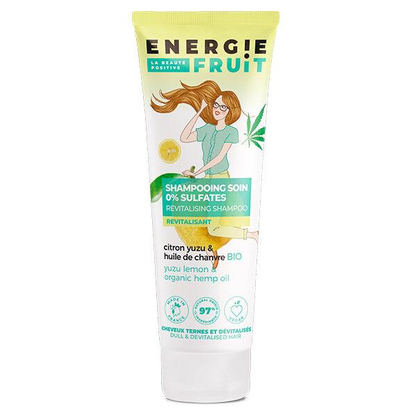 Energie Fruit Shampooing Sec Fraîcheur & Légèreté Yuzu 200ml