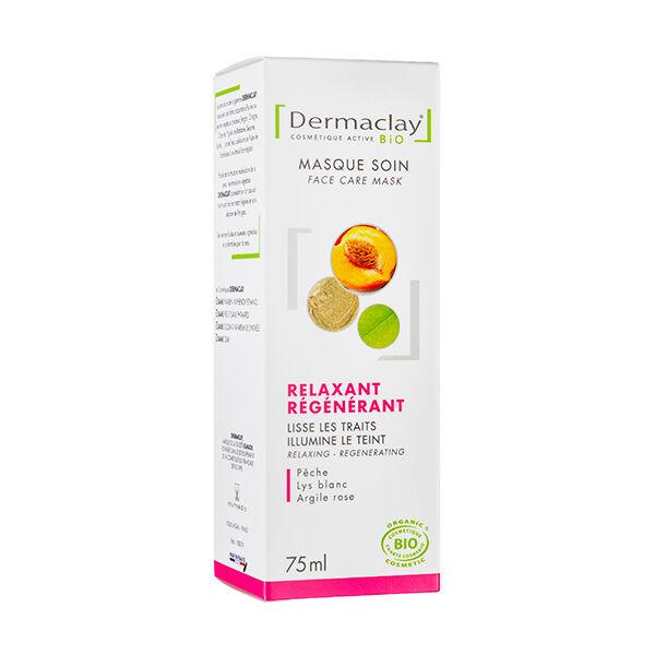 Dermaclay Masque Relaxant Régénérant 75ml