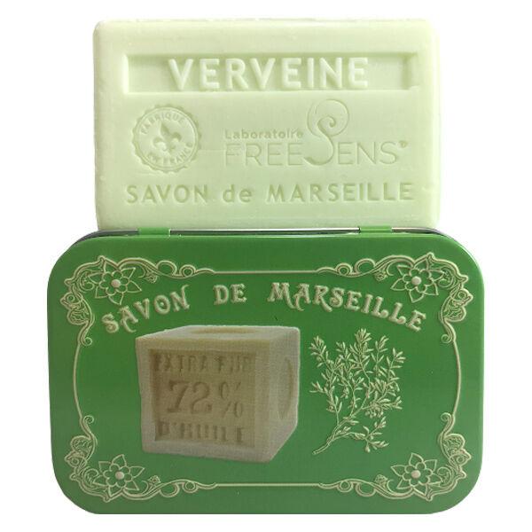 Freesens Savon de Marseille Verveine 100g
